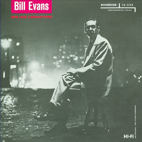 Bill Evans New Jazz Conceptions